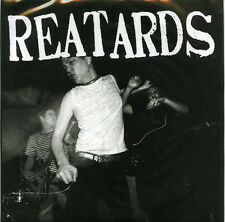 """REATARDS I Lie Too 7"""" ORIGINAL 100 made BLUE VINYL angry angels lost sounds jay"""