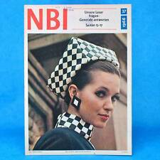 DDR NBI 37/1966 - VEB Buntspecht Tierpark Berlin Stralsund Verkehrsunfälle USA