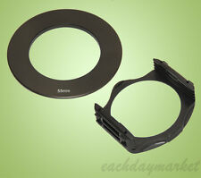 55mm 55 Adapter Ring + Filter Holder Mount for Cokin P Series