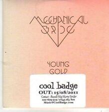 (CB399) Mechanical Bride, Young Gold - 2011 DJ CD