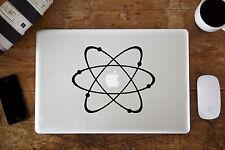 "Atómico Symbol Pegatina Vinilo Para Apple MacBook Aire/Pro Portátil 11"" 12"" 33cm"