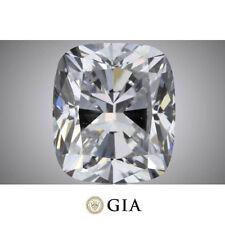 1.02 carat Cushion cut Diamond GIA report H color SI1 clarity Ideal loose