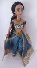 "Disney Store - Princess Jasmine 17"" Limited Edition 5000 Doll - 2015 - Sold Out"