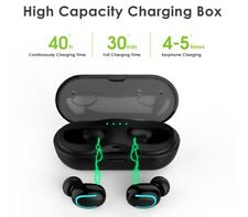 Aimitek Q13 TWS Bluetooth 5.0 headphone Mini wireless headphones with Mic
