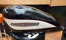 Kraftstofftank Harley Davidson XL Sportster Sonderlack, lackiertes Emblem 2004