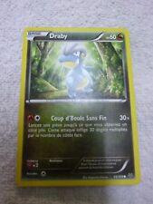 Carte pokémon Draby 54/108 commune Xy - Ciel Rugissant