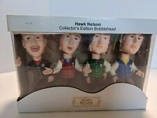 Christian Band Hawk Nelson Collector's Edition Bobble head In Box Damaged