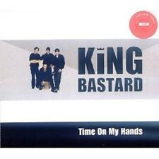 "KING BASTARD ""TIME ON MY HANDS"" CD+DVD NEU"
