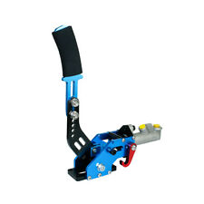 Blue Hydraulic Horizontal Drift Rally E Brake Racing Parking Handbrake Universal