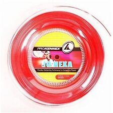 PRO KENNEX IQ HEXA 1.23 Rosso 200 Metro Mulinello Tennis Stringa Inc cingolati Affrancatura