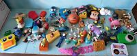 McDonalds Happy Meal and Fast-food Toys Lot of 30+ USED played with condition