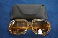 Women's Paul Smith jumbo yellow sunglasses with original case - PS-341 64-17-140