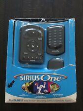 Sirius One SV1R Car Satellite Radio Receiver with Car Kit - BRAND NEW