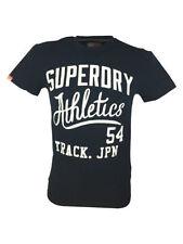 Superdry Cotton Blend Basic T-Shirts for Men