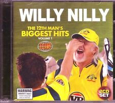 Willy Nilly 12th Man's Biggest Hits 2-CD (2013)