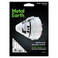 Fascinations Metal Earth BOEING CST-100 STARLINER 3D Laser Cut Model Kit MMS173