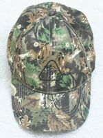 WYE Otto Adult Camouflage Hunting Strapback Baseball Hat Cap Polyester Cotton