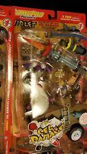 EA Games 2002 Joyride Studios Cel Damage Action Figure  Violet GamePro