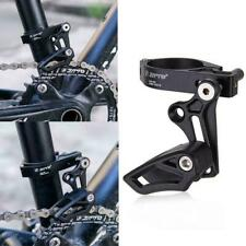 Bike Single-disc Chain Guide Protector Bicycle Chain Tensioner Accessories Y3Z6