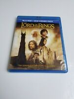 The Lord of the Rings: The Two Towers (Blu-ray Disc, 2010)