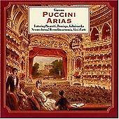 Operatic Arias (Antinori/Kabaivanska), Giacomo Puccini, Very Good