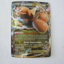 Carte Pokemon Dracolosse Ex 180pv 74/111  Rare Poing Furieux