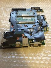 Lenovo X201 Intel Motherboard W/ i7-620LM CPU 63Y2082. Tested To Boot