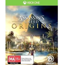 Assassin's Creed Origins for Xbox One AUS NEW & SEALED