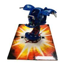 Bakugan Battle Brawlers Aquos Blue Leefram 500g Ball Plus 2 Random Cards