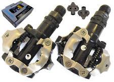 Composants et pièces de vélo noir Shimano en aluminium