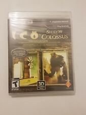 ICO Y Shadow of the COLOSSUS THE Collection import USA para ps3 NUEVO