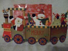 2003 Avon Santa's Holiday Train