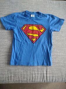 Superman t-shirt Age 5-6