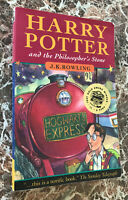 1997 First UK Pb Edition Harry Potter &the Philosopher/Sorcerer's Stone &Extras!