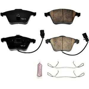 Z23-915 Powerstop Brake Pad Sets 2-Wheel Set Front New for Audi A6 Quattro 02-04