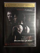 DVD Million Dollar Baby - Ex Rental - (2 Disc) Set - Region 4