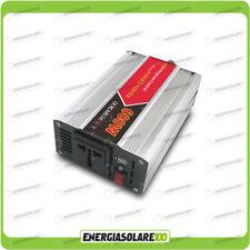Convertisseur Onduleur DC/AC onde modifiée 600W 12V 220V campingcar voiture bate