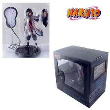 """Amine NARUTO Shippuden Madara Uchiha Madara 18cm/7.2"""" PVC Figure FIGURINE NIB"""