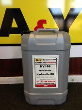 A&Y HVI Multigrade Hydraulic Oil 46, 25 litres