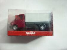 Herpa 043311 VW LT2 Pritsche mit Plane rot