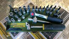 """Proxxon Nusssatz 23080 mit 1/4""""-Ratsche, Steckschlüsselsatz Knarrenkasten"""