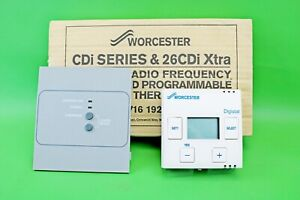 Worcester Digistat RF Controlled Programmable Room Thermostat 7716192006 (A61)