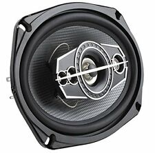 """DS18 SLC-N69X 6x9"""" 5 Way Car Stereo Speakers 520W Max 4 ohm Coaxials (Set of 2)"""