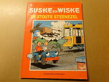 STRIP / SUSKE EN WISKE 178: DE STOUTE STEENEZEL | 1ste druk