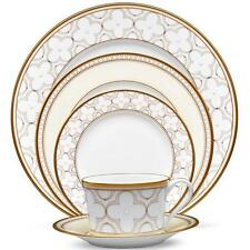 Noritake Trefolio Gold China 20Pc Set, Service for 4