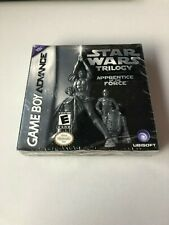 Star Wars Trilogy: Apprentice of the Force - GBA Game Boy Advance *NEW SEALED*~!