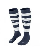 NIKE Football socks size  2 3 4 5  small adult mens boys navy white new soccer