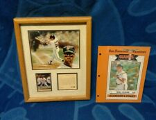 1993 Kelly Russell Studios MLB Will Clark Lithograph Print Limited Edition...