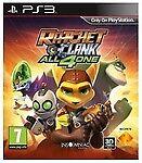Ratchet & Clank: All 4 one (Sony PlayStation 3, 2011) - version européenne