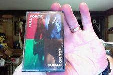 Full Force- Sugar On Top- new/sealed cassette tape